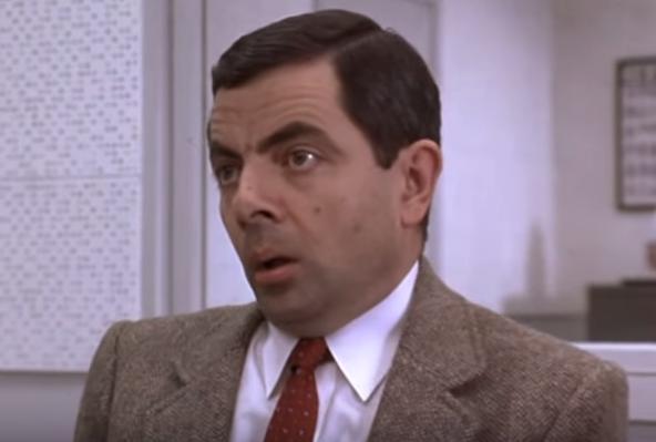 Khi Mr Bean thich cam giac manh hinh anh