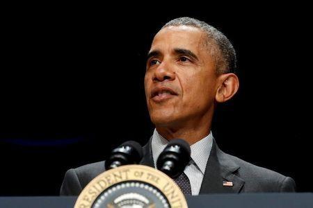 Obama tin TPP se thuc day tang truong kinh te My hinh anh