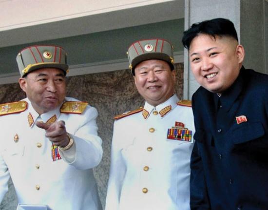 Bao Han: Kim Jong Un bat quan chuc than can tro lai truong hinh anh