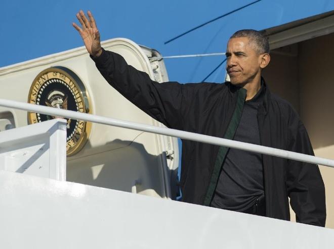 Obama se thach thuc Trung Quoc tai Hoi nghi APEC hinh anh