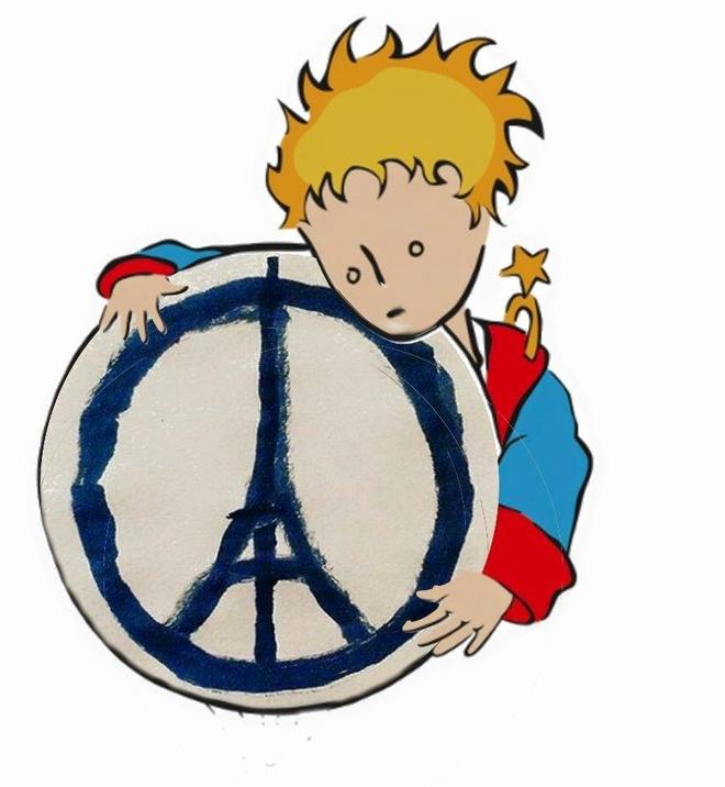 Hoa si the gioi ve tranh ve khung bo Paris hinh anh 2