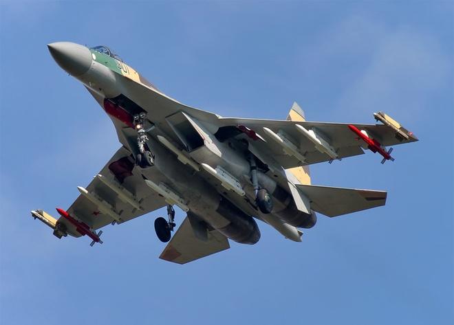 Nga chinh thuc ban Su-35 cho Trung Quoc hinh anh