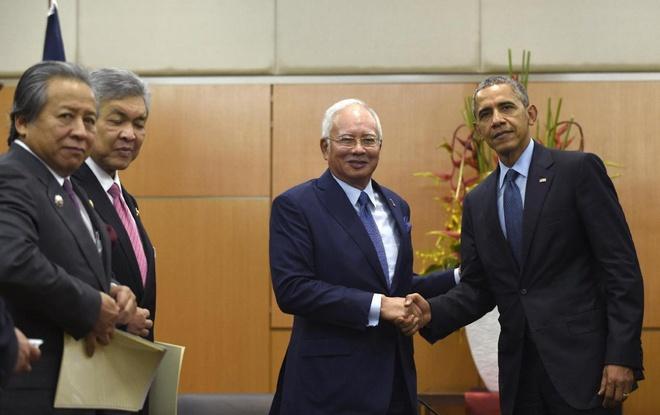 Malaysia keu goi chong khung bo trong Hoi nghi ASEAN hinh anh 1