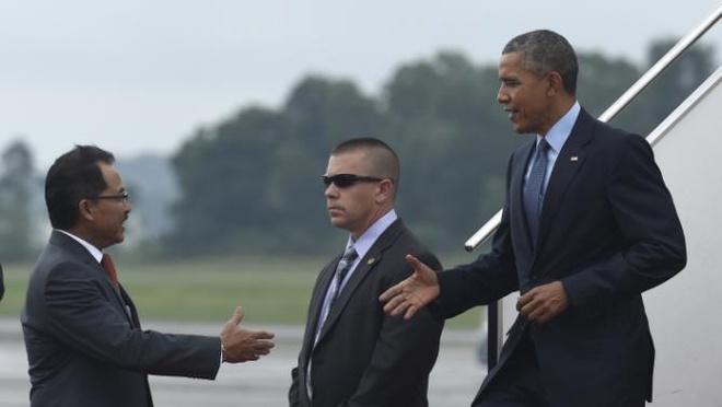 Obama keu goi ngung boi lap dao nhan tao o Bien Dong hinh anh