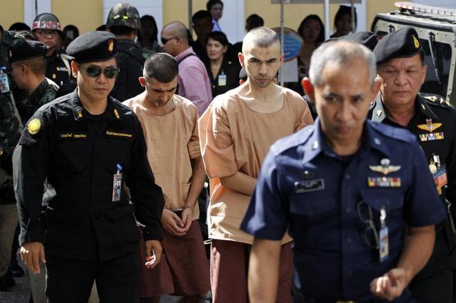 Thai Lan xet xu hai ke danh bom Bangkok hinh anh 1