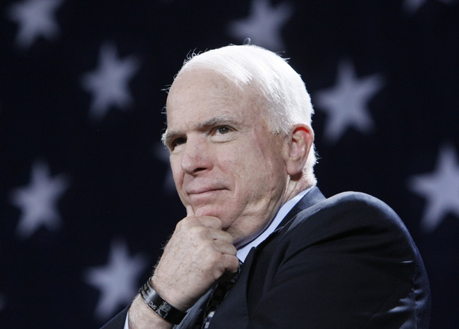 McCain mong Viet Nam thuc thi quyen tu do hang hai hinh anh