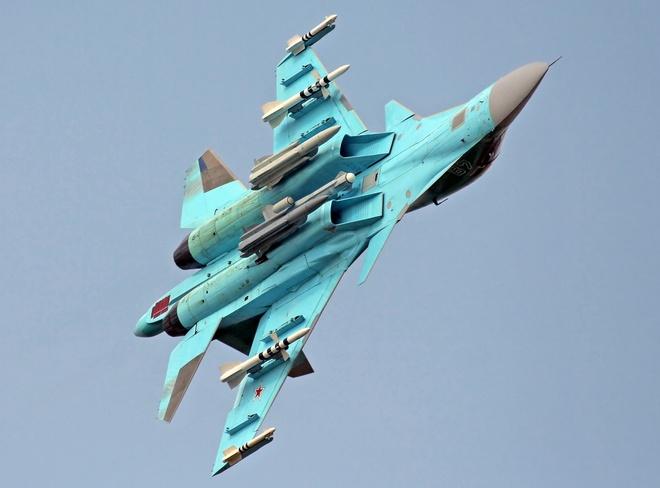Nga lap ten lua doi khong cho phi co sau vu Su-24 hinh anh 1