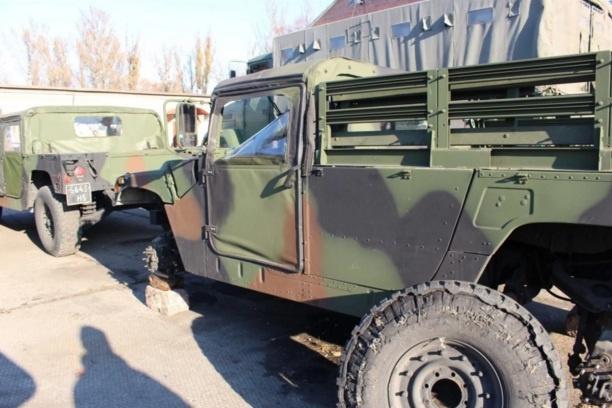 My thai do cu cho binh linh Ukraine hinh anh 1
