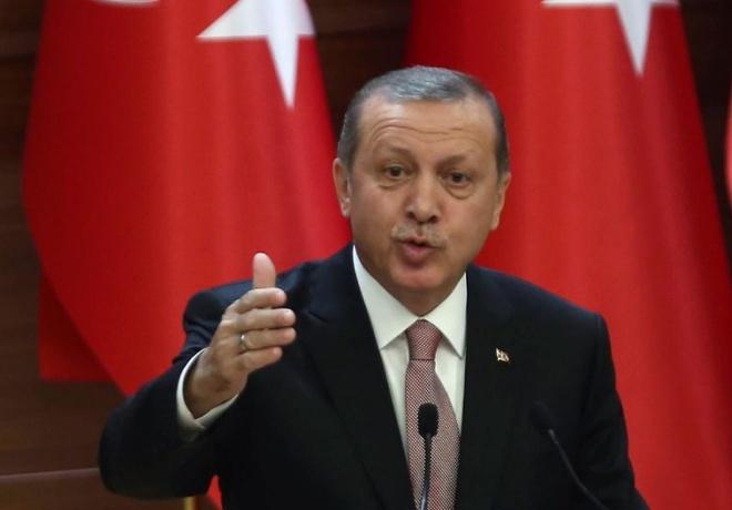 Tho Nhi Ky se khong tra dua Nga hinh anh 1 Ông Tayyip Erdogan. Ảnh: AFP