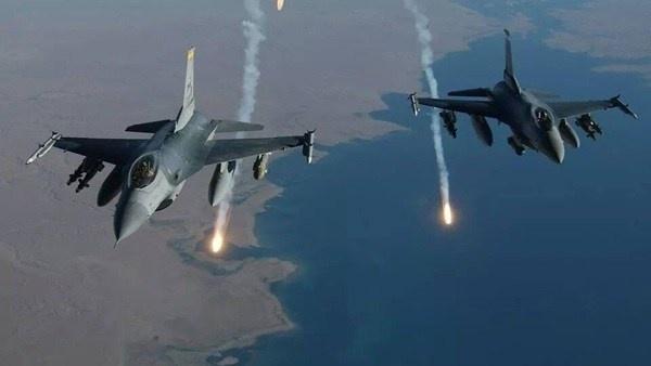 IS co the chiu thiet hai tu chinh sach thue hinh anh 1 Liên quân do Mỹ dẫn đầu đã thực hiện nhiều cuộc không kích nhằm tiêu diệt phiến quân ở Iraq và Syria. Ảnh: Reuters