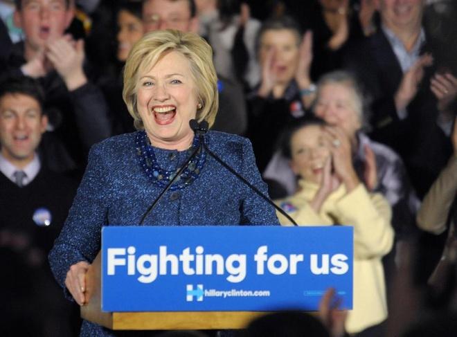 Hillary Clinton quyet xoa so IS neu dac cu tong thong hinh anh