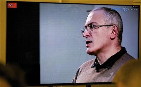 Cuoc doi dau lau dai giua Putin va tai phiet Khodorkovsky hinh anh 1