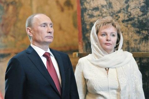 Tong thong Putin bat ngo chia se ve con gai hinh anh 2
