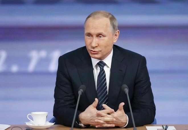 Putin: Tho Nhi Ky ban may bay Nga la hanh dong thu dich hinh anh