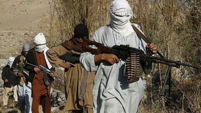 Phien quan Taliban dau tranh sinh ton voi IS hinh anh 3 Các tay súng Taliban ở Afghanistan. Ảnh: AFP