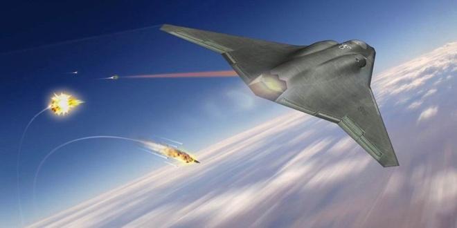 Không quân Mỹ sẽ có vũ khí laser vào năm 2020