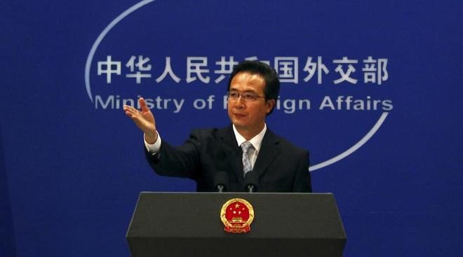 Trung Quoc: May bay Nga bi ban roi lam giam no luc chong IS hinh anh