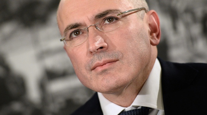 Nga truy na toan cau cuu trum dau mo Khodorkovsky hinh anh 1