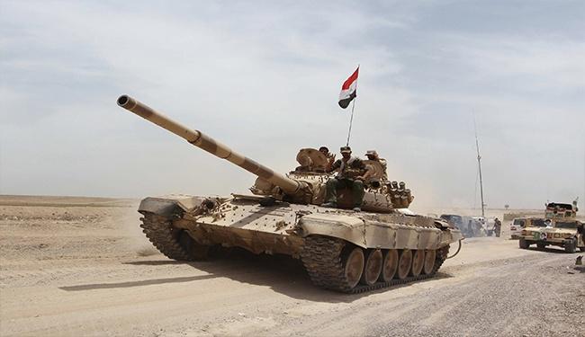 Quan doi Iraq bat thu linh tai chinh cua IS hinh anh 1