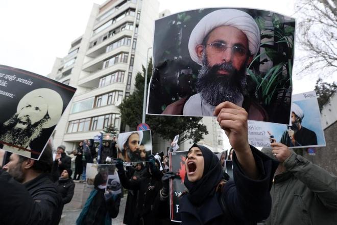 Nguy co xung dot vi Saudi Arabia cat dut quan he voi Iran hinh anh