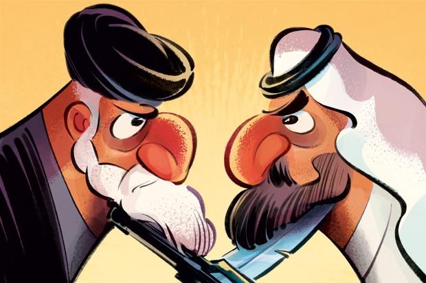 Nhung dieu can biet ve doi dau Saudi Arabia - Iran hinh anh