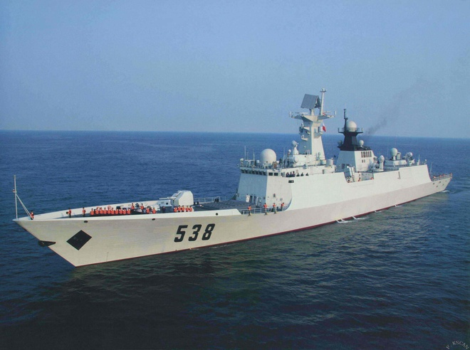 Type 054A, tau ho ve ten lua chu luc trong tham vong cua TQ hinh anh 10
