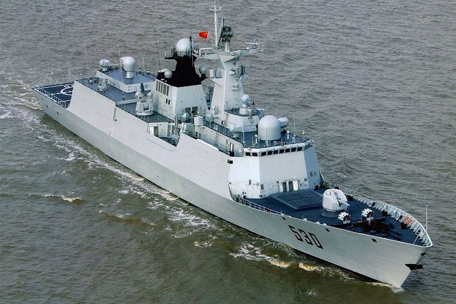 Type 054A, tau ho ve ten lua chu luc trong tham vong cua TQ hinh anh 3