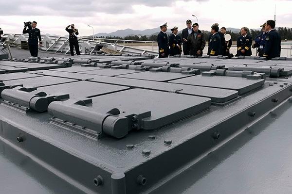 Type 054A, tau ho ve ten lua chu luc trong tham vong cua TQ hinh anh 4