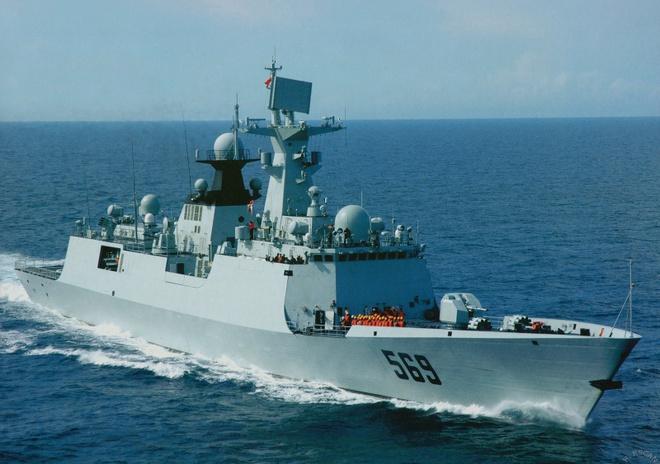 Type 054A, tau ho ve ten lua chu luc trong tham vong cua TQ hinh anh 8