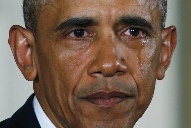Tong thong Obama roi le vao top anh an tuong tuan hinh anh 1
