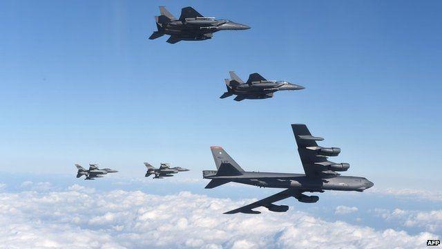 Nhung vu khi Trieu Tien co the doi pho B-52 hinh anh 2