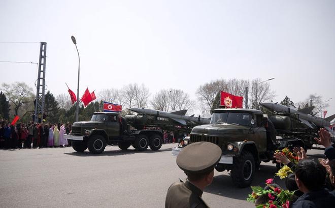 Nhung vu khi Trieu Tien co the doi pho B-52 hinh anh 4
