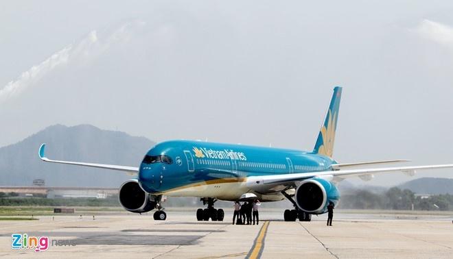 Vietnam Airlines ban 8,8% co phan cho Nhat Ban hinh anh 1