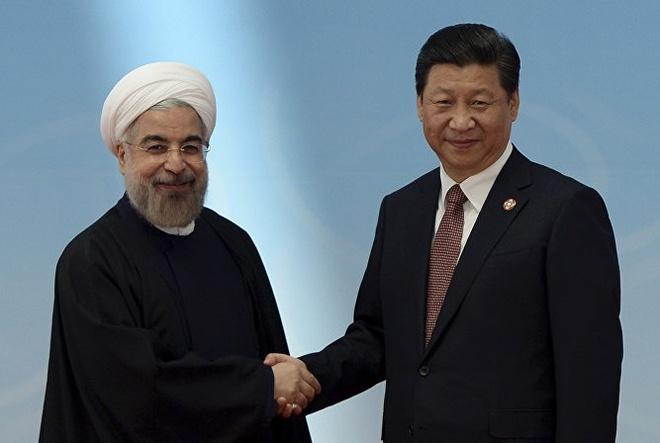 Trung Quoc xay dung chuong moi trong quan he voi Iran hinh anh
