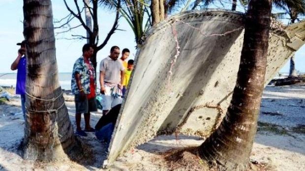 Chuyen gia phu nhan manh vo Thai Lan thuoc ve MH370 hinh anh 1