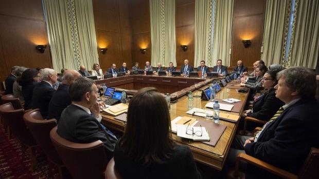 Phe doi lap Syria tham gia dam phan hoa binh hinh anh 1