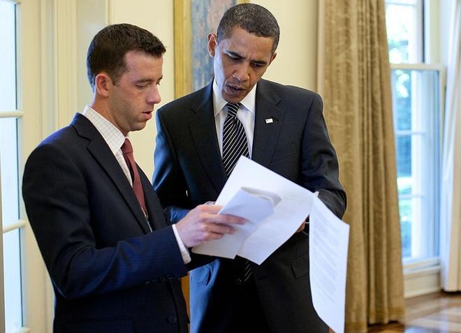 Nguoi tro ly doc duoc y nghi cua tong thong Obama hinh anh