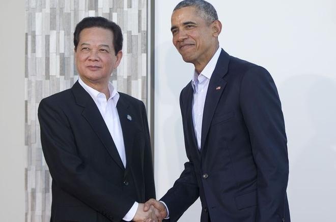 Thu tuong nhan manh vai tro My-ASEAN trong van de Bien Dong hinh anh