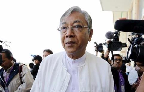 Tro ly cua ba Suu Kyi duoc de cu lam tong thong Myanmar hinh anh