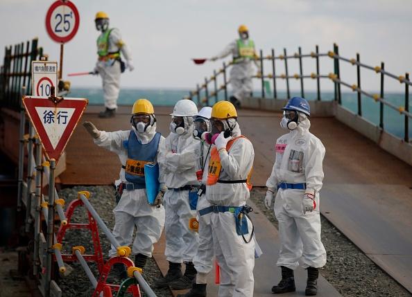 Lo phan ung Fukushima: Robot cung 'tan chay' hinh anh 1