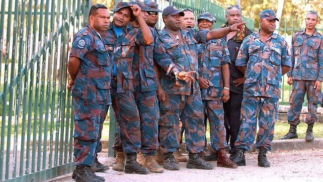 Dua hai ngu dan Viet o Papua New Guinea ve nuoc hinh anh 1