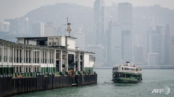 Hong Kong tu choi cho tau Trieu Tien cap cang hinh anh
