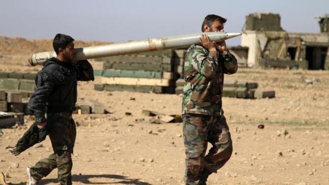 Nga hop tac voi My de giai phong Raqqa anh 1