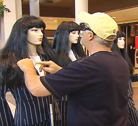 Mannequin noi tieng nguoi hinh anh