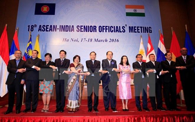 ASEAN - An Do ban tinh hinh Bien Dong hinh anh 1