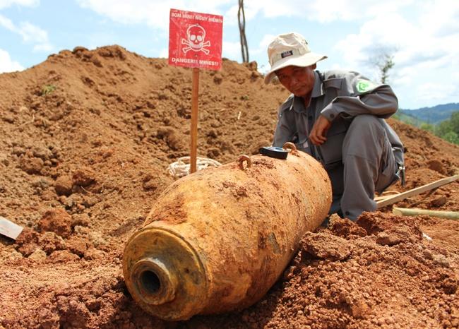 Nhung loai bom My tha xuong Viet Nam hinh anh 9