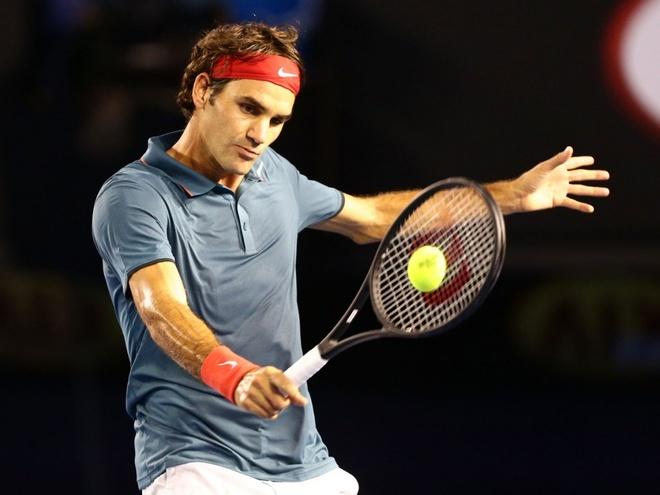 Che do an va luyen tap cua Roger Federer hinh anh