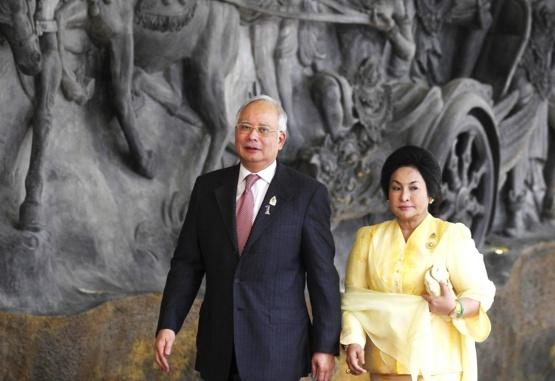 Thu tuong Malaysia bi nghi mua sam xa hoa bang tien mo am hinh anh 1