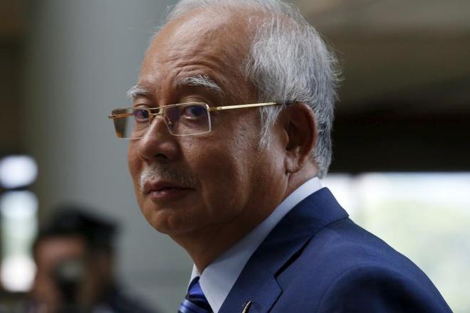 Thu tuong Malaysia bi nghi mua sam xa hoa bang tien mo am hinh anh