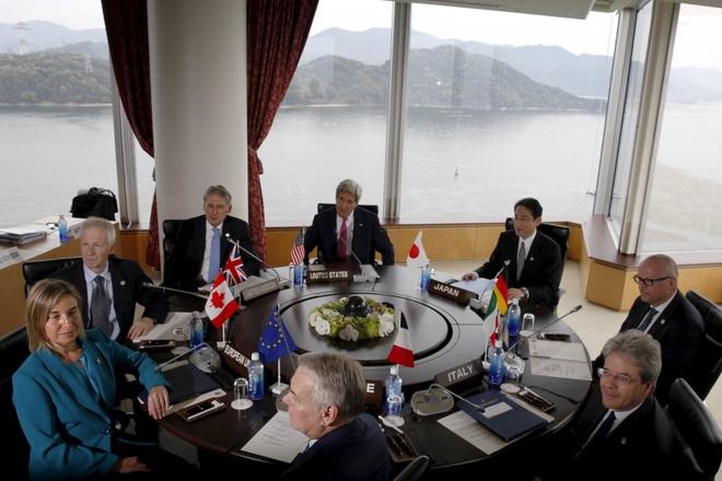 Ngoai truong My den Hiroshima du hoi nghi G7 hinh anh 2